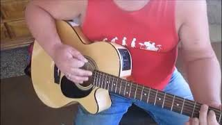 Guitar Vocal Cover Tom Petty & The Heartbreakers I Don't Belong Harmony Sing Along Vocals