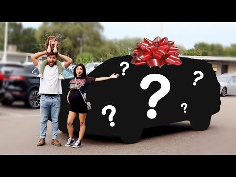 MEET OUR NEW LUXURY FAMILY CAR!!! *SURPRISE!*
