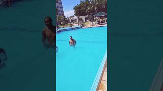 preview picture of video 'Km7@rashid zlatan ! On swimming pool!..'