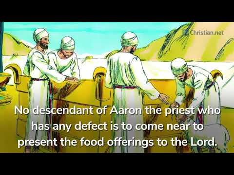 Leviticus 20: Punishments for Sin | Bible Stories