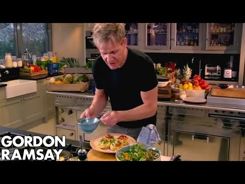 Video Gordon Ramsay's Ultimate Vegetarian Lunch