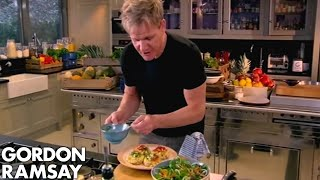 Gordon Ramsay's Ultimate Vegetarian Lunch