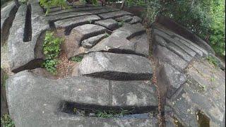 Dwa starożytne, unikalne tajlandzkie kamieniołomy odkrywają tajemnice +nagranie w j.rosyjskim