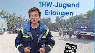 Großübung - THW Jugend Erlangen