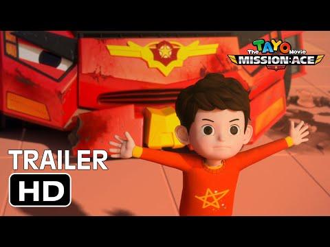 The Tayo Movie: Mission Ace ( 꼬마버스 타요의 에이스 구출작전 )