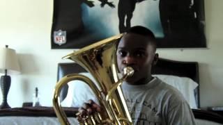 How to Play the Baritone: Jonathon Lewis