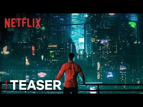 Altered Carbon First Look Promo