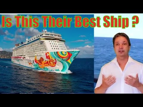 Norwegian getaway cruise ship review – Norwegian getaway 2018