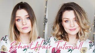HAIR ROUTINE - VOLUME FOR SHORT, FINE HAIR | Laura Bradshaw Ad