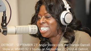 Angie Stone | From Baby to 56 Year Old