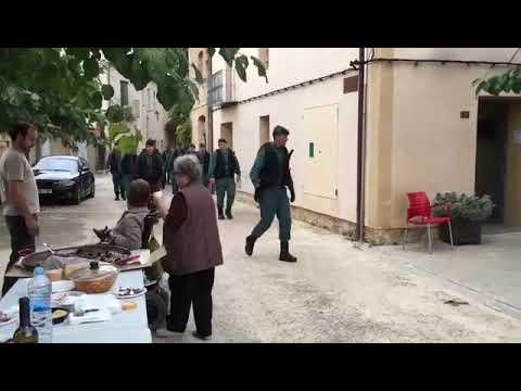 El poble de Sant Mori a Girona, un poblet de 17 habitants. Mireu els posats i comentaris #HemGuanyat