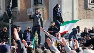 Italia. Rientra la protesta dei tassisti