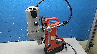 Milwaukee Adjustable Position Drill Press w/ Mag. Base 4203