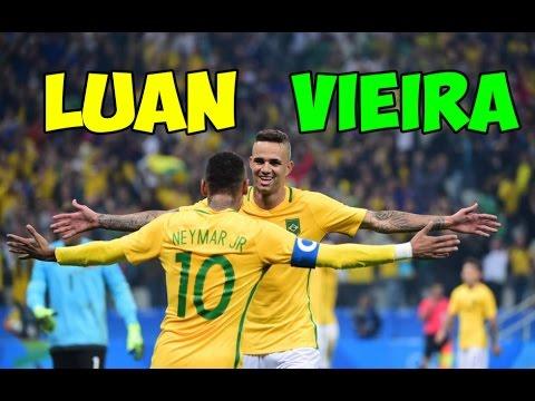Luan Vieira|Goals|Olimpiadas Rio 2016