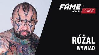 "FAME MMA CAGE: Marcin ""Różal"" Różalski"