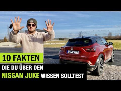 10 Fakten❗️die DU über den neuen (2020) Nissan Juke wissen solltest! Fahrbericht | Review | Test 🏁