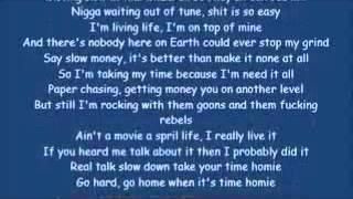 Akon ft.Money J-Slow Motion[HQ & Lyrics]