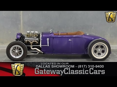 Video of '31 Model A - KEPI