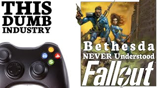 Bethesda NEVER Understood Fallout