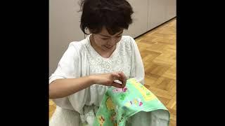 科捜研の女第2話の刺繍シーン