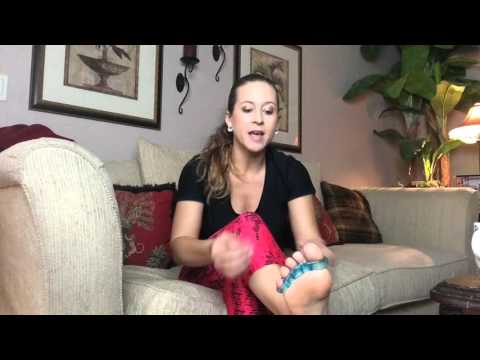 Die Gymnastik bei der Valgusdeformation des Fusses bei den Erwachsenen