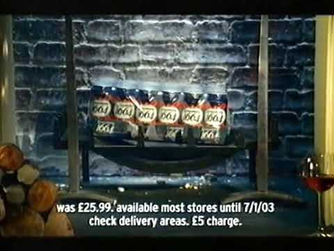 Sainsbury's Christmas Advert UK 2002