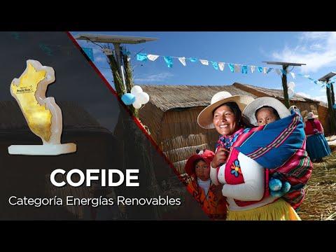 Premios ProActivo - El proyecto de electrificación más grande del Perú (fotovoltaico) - COFIDE