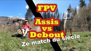FPV: assis vs debout