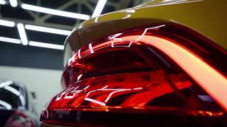 Антигравийная защита Гомель. Audi Q8 от SCHWARTZ DETAILING