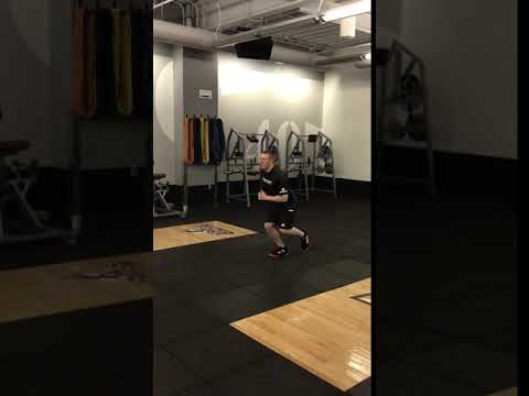 Single Leg Vertical Hop And Stick