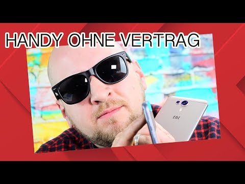 ❌HANDY OHNE SIMLOCK / VERTRAG ? ⭐THL CHINA HANDY REVIEW