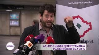 Az LMP-s Ungár Pétert Támadja Puzsér Róbert és A DK Is