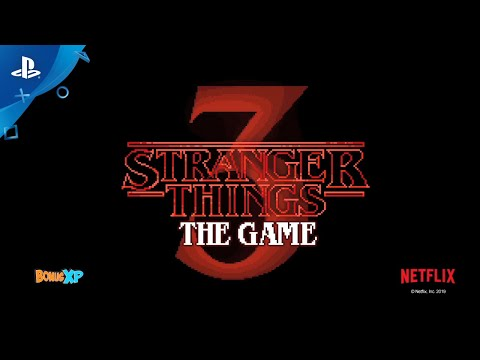 《怪奇物語 3: The Game》遊戲預告片PV