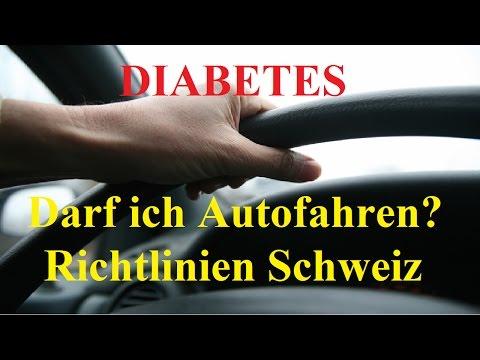 Eigenschaften von Diabetes mellitus Typ 1 und 2