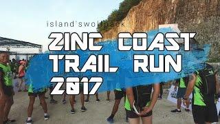 ZINC COAST TRAIL RUN 2017 (EXTENDED)