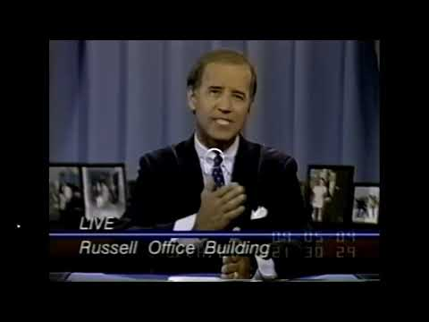 The Time Biden Attacked The GOP From The Right On The War On Drugs. (TMBS 74)