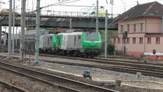 preview picture of video 'Euro Rails 150 - Luxembourg en Thionville'