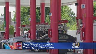 Sheetz Begins Eyeing Baltimore Region With Timonium Location Announcement