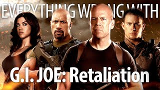 Everything Wrong With G.I. Joe: Retaliation In 22 Minutes Or Less