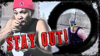 STAY OUT MY SCOPE! - H1Z1 King Of The Kill Fives | H1Z1 KOTK Fives #9