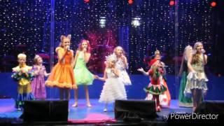 Новий рік - Шоу-група Паприка