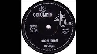 The Animals Boom Boom   Alkatrass Remix