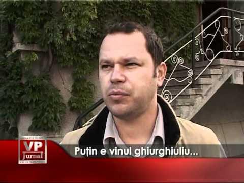 Putin e vinul ghiurghiuliu