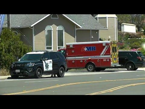 Επίθεση σε συναγωγή στην Καλιφόρνια