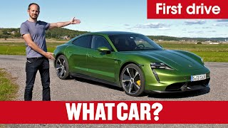 New Porsche Taycan review – the world's fastest electric car?   What Car?