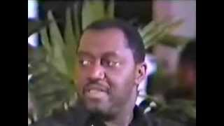 The Temptations interview on Video Soul (1991), pt. 1