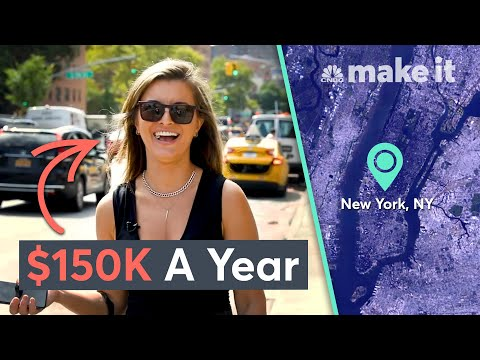 Living On $150K A Year In NYC – Millennial Money Mp3