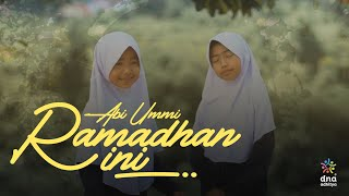 Download lagu Ramadhan Ini Dna Adhitya Mp3