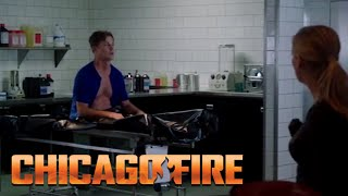 Man Wakes Up In A Morgue | Chicago Fire