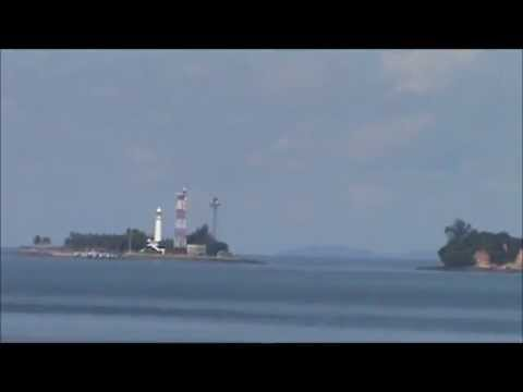 The Straits of Malacca - Offshore Singap